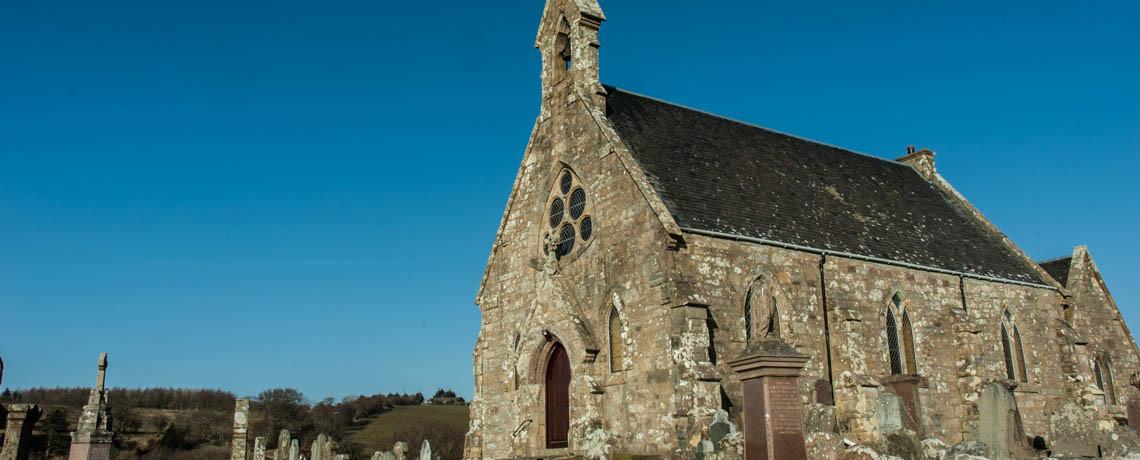 Kilmory Church